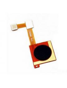 Cable flex de lector de huella digital Xiaomi Redmi A2 negro