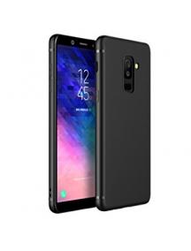 Funda TPU Mat Samsung Galaxy A6 Plus A605 negra