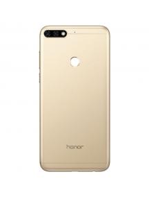 Carcasa trasera Huawei Honor 7C dorada