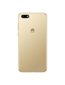 Carcasa trasera Huawei Y5 2018 - Honor 7S dorada
