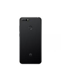 Carcasa trasera Huawei Y6 2018 Prime - Honor 7A negra