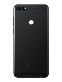 Carcasa trasera Honor 7C - Huawei Y7 2018 negra