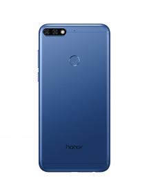 Carcasa trasera Honor 7C - Huawei Y7 2018 azul