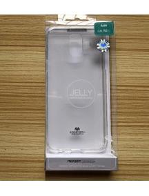Funda TPU Goospery Samsung Galaxy A6 2018 A600F transparente