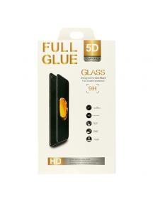 Lámina de cristal templado 5D iPhone X - XS transparente