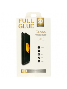 Lámina de cristal templado 5D Huawei P20 Pro transparente