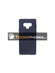Funda TPU Goospery Soft Samsung Galaxy Note 9 N960 azul