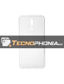 Funda TPU 0.5mm Huawei Mate 20 lite transparente