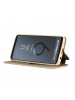 Funda libro Vennus Soft Samsung Glaxy J6 2018 J600F dorada