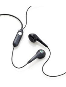 Manos libres Sony Ericsson HPM-62 sin blister negro