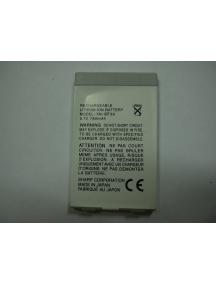 Batería Sharp GX30 compatible