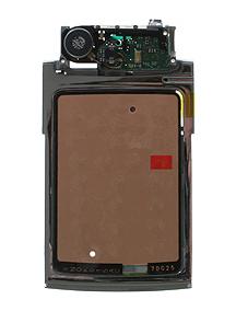 Placa de teclado Nokia N76