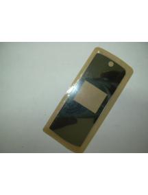Ventana externa Motorola K1 plata original