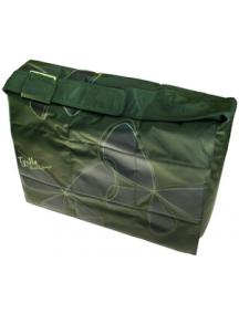 Funda bandolera para portátil Golla Flutter G334 verde