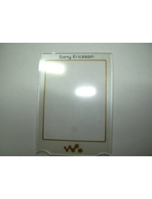Ventana Sony Ericsson W850i blanca compatible