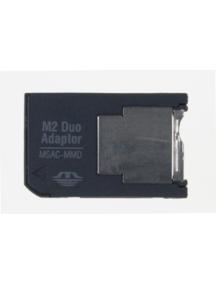Adaptador Memory Stick Micro M2