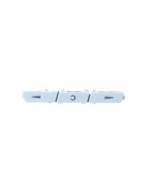 Botón de volumen externo Nokia E66 blanco