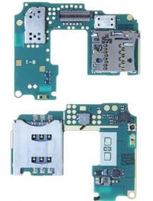 Placa de SIM - Micro SD Nokia N85