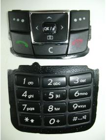Teclado Samsung E250 negro