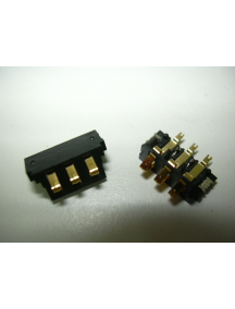 Conector de batería Samsung D800 - D900