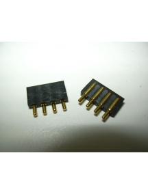Conector de batería Motorola L6 - L7