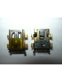 Conector de carga - accesorios HTC Touch