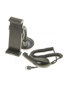 Pack base de sujeción más cargador de coche Samsung i900