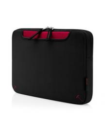 Funda notebook Belkin 10.2 negra - roja