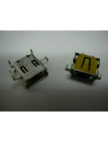 Conector de carga - accesorios Blackberry 9000