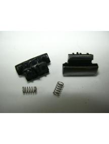 Pestaña de tapa de batería Blackberry 8300 - 8310 - 8330 - 8320