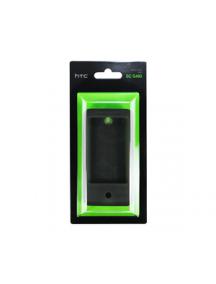 Funda Silicona HTC SC S490 negra Touch Hero