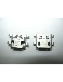 Conector de carga - accesorios Blackberry 9500