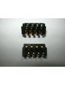 Conector de batería Blackberry 8110