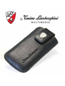 Funda de piel Lamborghini talla S