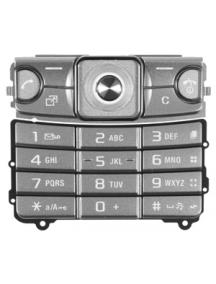 Teclado Sony Ericsson C510 plata