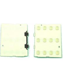 Membrana de teclado numérico Sony Ericsson T715