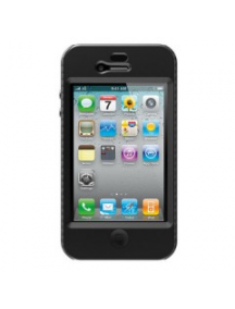 Funda de silicona iPhone 4 Otter Box negra