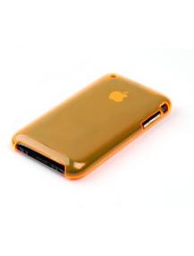 Protector trasero Apple iPhone 3G - 3GS naranja