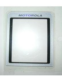Ventana Motorola L6 plata