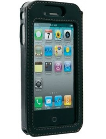 Funda de piel bugatti iPhone 4