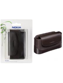 Funda de Piel Nokia CP-518 marrón
