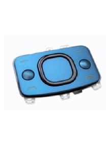 Teclado de navegación Nokia 6700 slide azul
