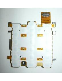Placa de teclado Sony Ericsson W350