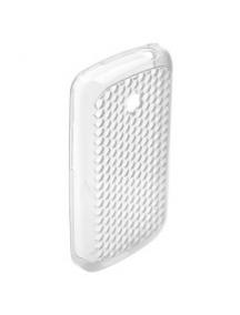 Funda de silicona TPU LG P500 Optimus One transparente