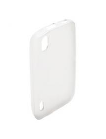 Funda de silicona TPU LG P970 Optimus transparente