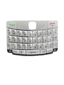 Teclado Blackberry 9700 blanco