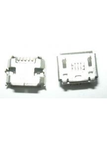 Conector de carga - accesorios HTC HD2