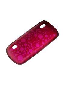 Funda de silicona Nokia CC-1035 roja