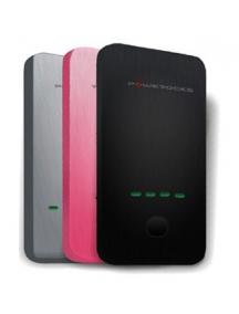 Batería externa Powerocks Tarot rosa