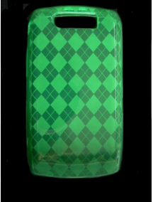 Funda TPU Katinkas Blackberry 9520 - 9550 verde